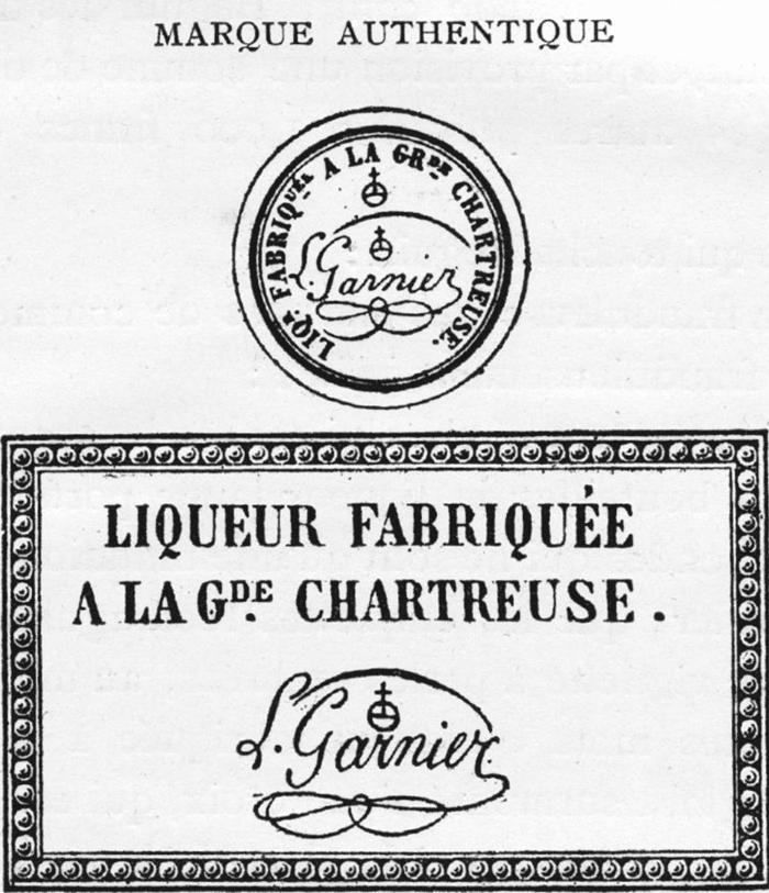 Marque Chartreuse